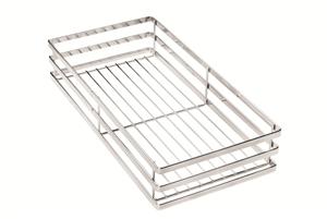 Linea Chrome Basket